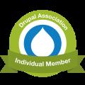 Membre individuel de l'association Drupal